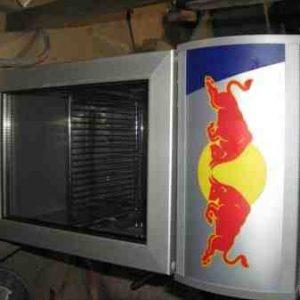 Comment avoir un Mini-frigo Red Bull ?