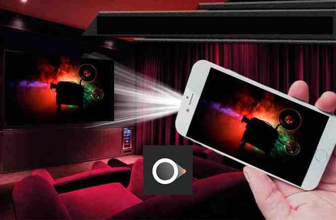 Comment fonctionne un vidéo projecteur avec WiFi ?