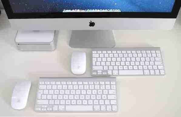Comment mettre en route un Mac mini ?