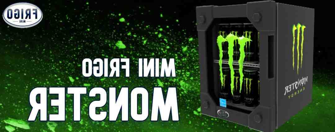 Où trouver un Mini-frigo Monster ?