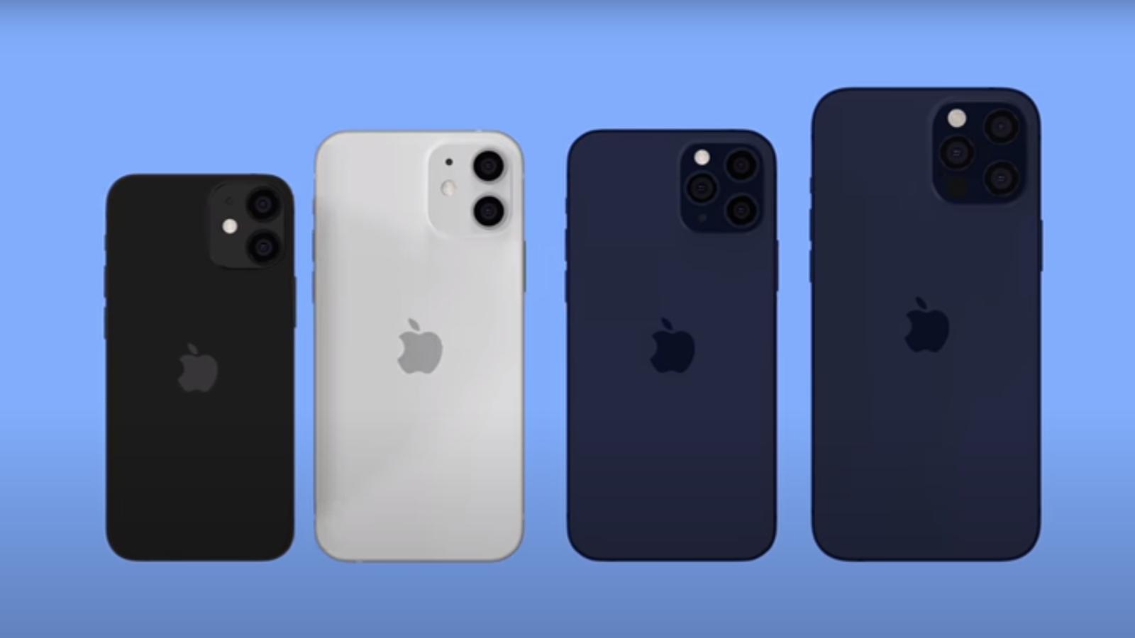 Où voir l'iPhone 12 mini ?