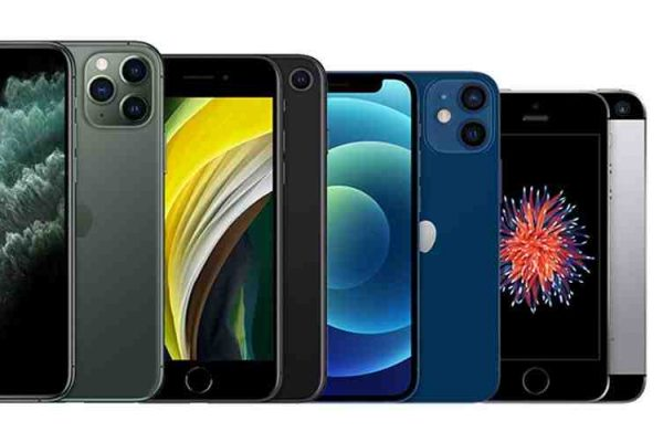 Quel est le plus petit iPhone ?