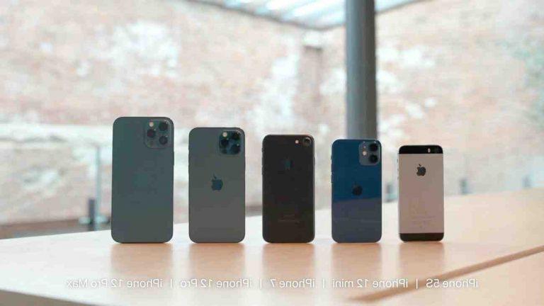 Quel est le prix de iPhone 12 mini ?