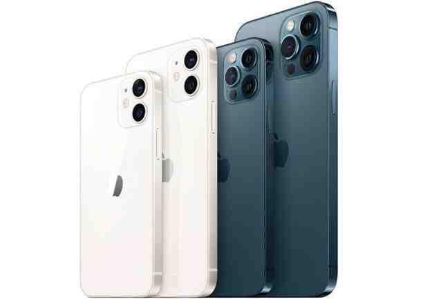 Quel est le prix d'un iPhone 12 mini ?