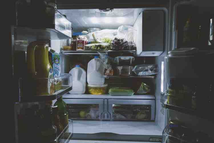 Quel frigo dans Van ?