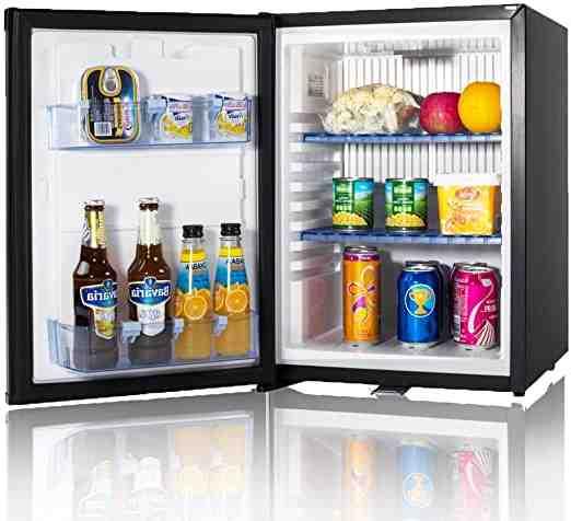 Quel frigo dans un fourgon ?