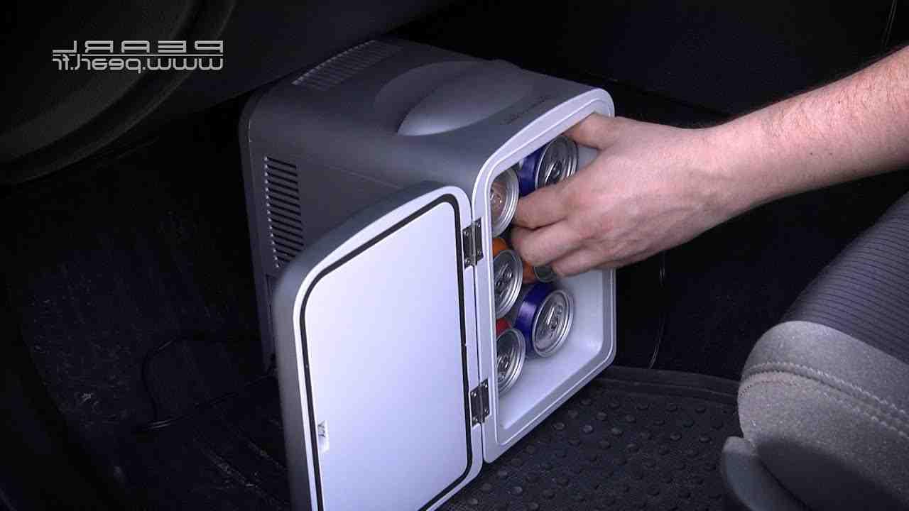 Comment fonctionne un frigo de voiture ?