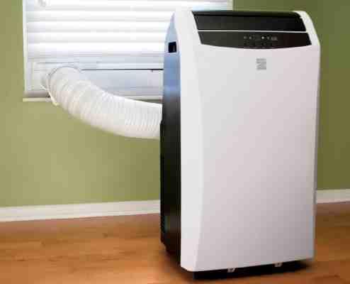 Comment évacuer l'eau d'un climatiseur mobile ?